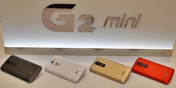 LG G2 Mini colores