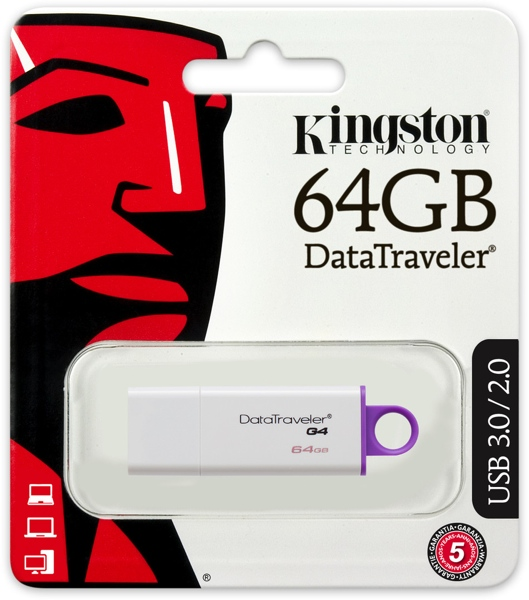 Kingston G4 64GB