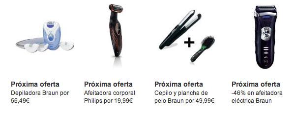 Ofertas flash destacadas Amazon.es