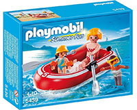 Playmobil balsa inflable 5439