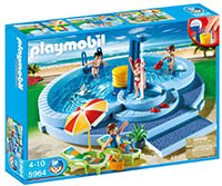 Piscina Playmobil Estados Unidos