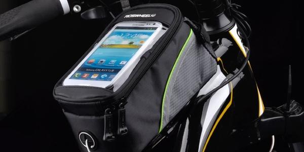 Bolsa bicicleta smartphone
