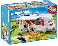 Caravana Playmobil barato