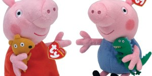 Pack peluches baratos Peppa Pig
