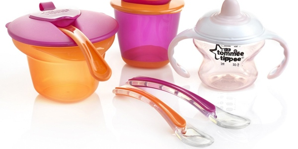 Juego destete Tommee Tippee