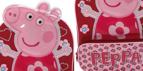 Mochila escolar Peppa Pig