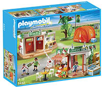 Oferta camping Playmobil