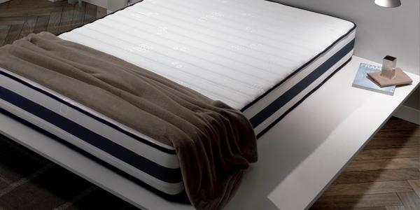 Oferta colchón viscoelástico viscocarbono