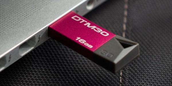 Memoria USB Kingston 16gb barata