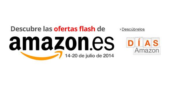 Ofertas Flash en electrónica de Amazon España