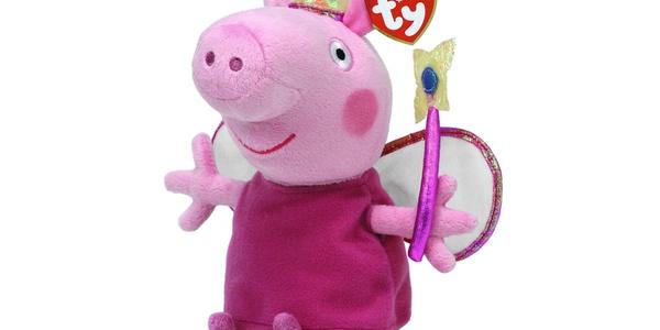 Oferta peluche Peppa Pig Hada