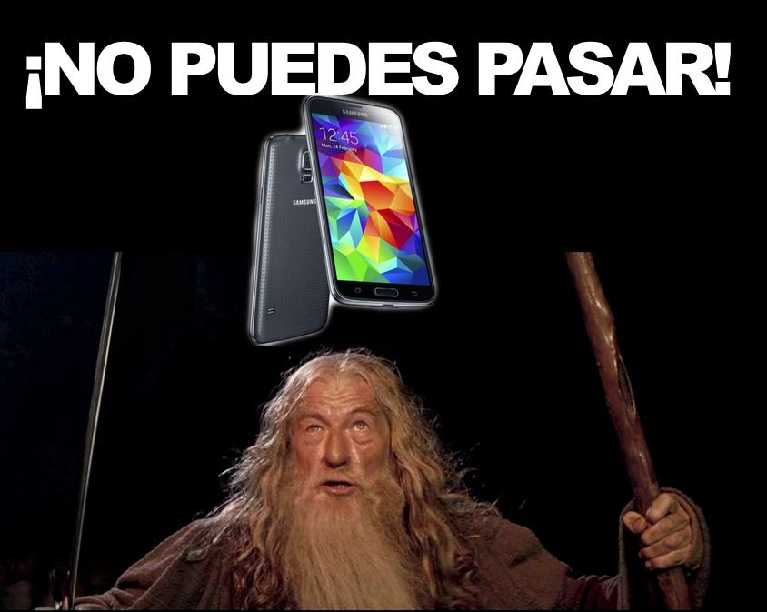 Samsung Galaxy S5 barato
