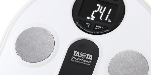 Báscula baño Tanita