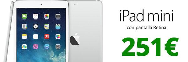 iPad mini barato