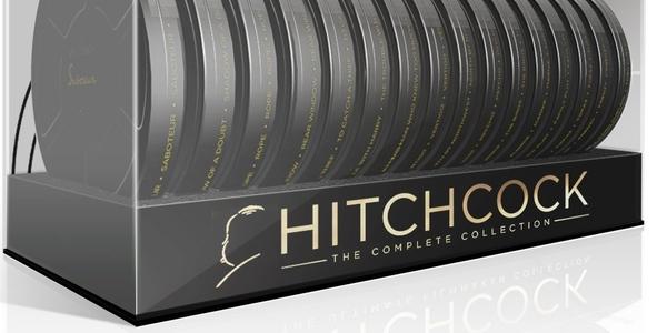 Pack Hitchcock Blu-ray