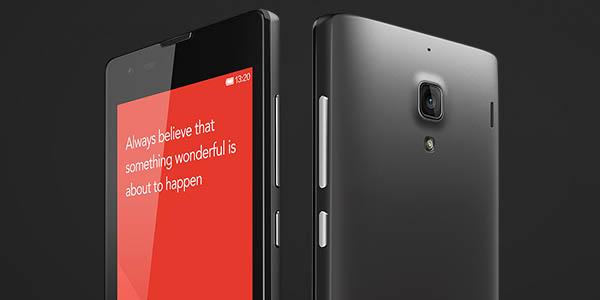Oferta Xiaomi Red Rice 1S en España