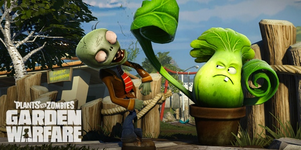 Plants vs Zombies Garden Warfare gratis