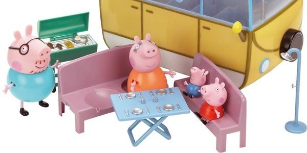 Autocaravana Peppa Pig oferta