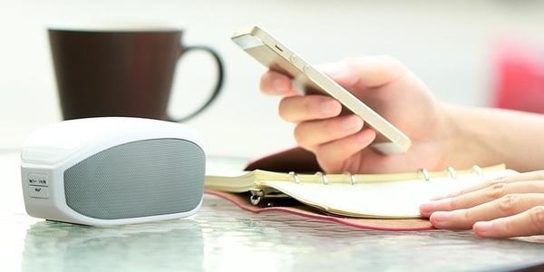 Altavoz Bluetooth Aukey oferta