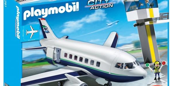 avión pasajeros Playmobil al mejor precio
