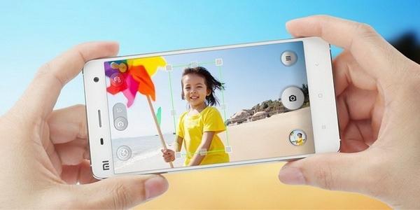 cámara Xiaomi Mi4