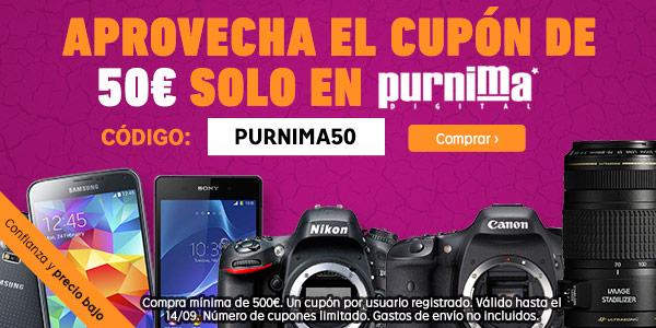 cupón 50 euros fotografía