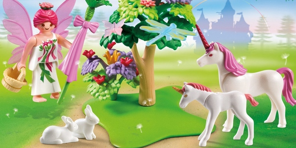 Oferta Playmobil Princess Hadas