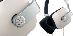 Yamaha HPH-M82 In Ear blancos