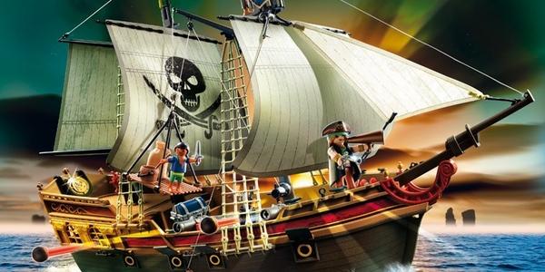 barco pirata Playmobil barato