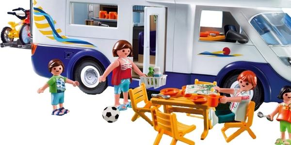 Caravana de Playmobil al mejor precio