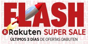 Flash Rakuten Super Sale