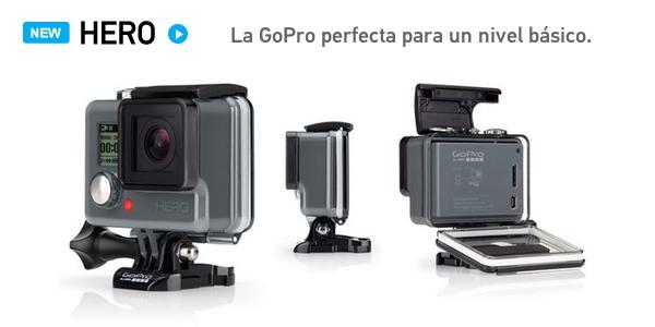 GoPro Hero barata