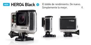 GoPro HERO4 Black barata