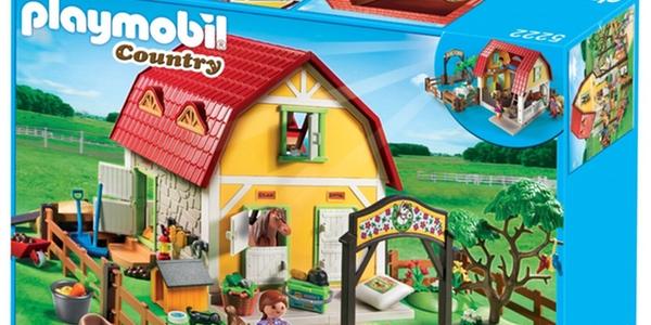 granja Playmobil oferta
