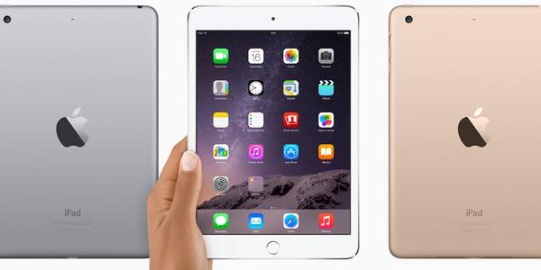 iPad Mini 3 al mejor precio