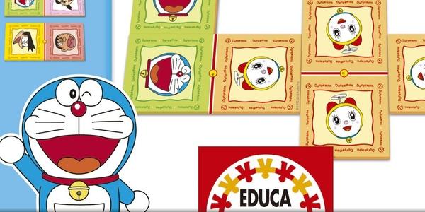 juego de dominó Doraemon