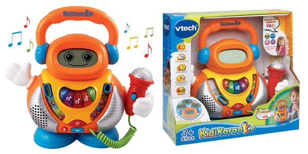 Karaoke Vtech infantil barato