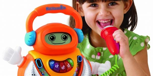 karaoke infantil vtech