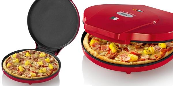 oferta máquina de hacer pizzas barata