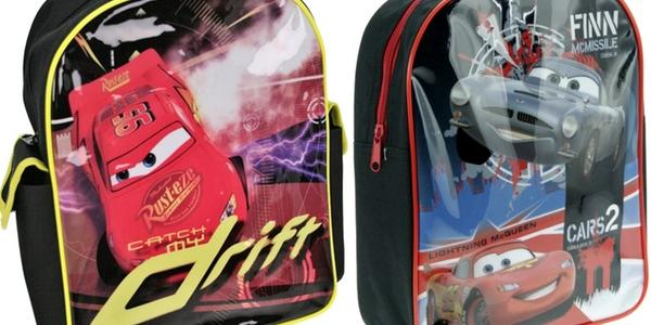 mochilas infantiles Cars