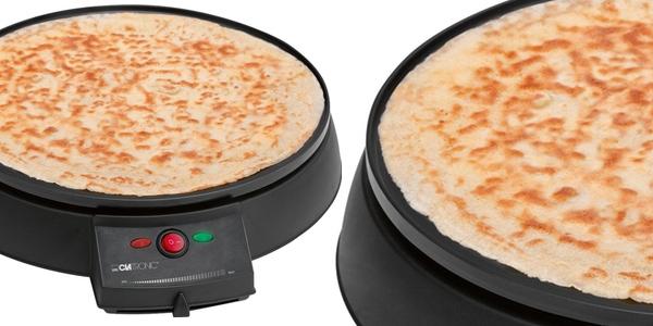 máquina de hacer crepes