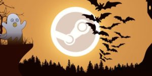 Rebajas Steam Halloween 2018