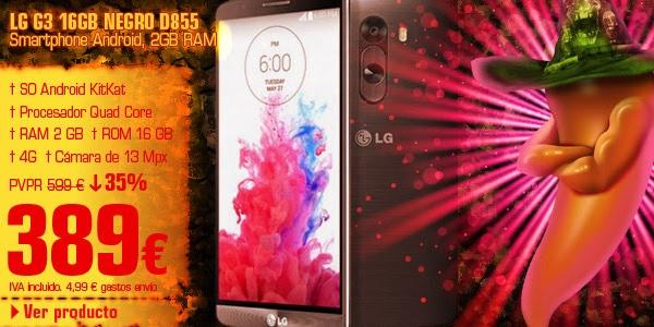 LG G3 oferta en Redcoon
