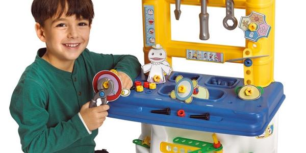 banco taller de inventos Doraemon