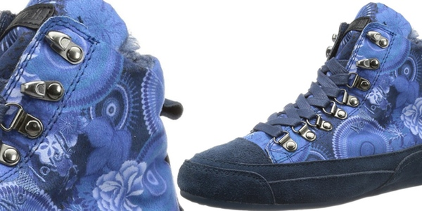 Zapatillas Desigual mujer