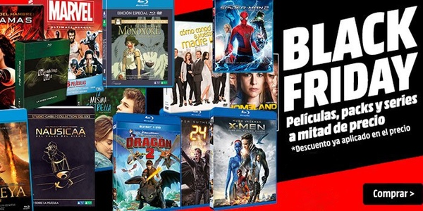 Black Friday 2014 Blu-ray