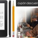 cupón descuento Kindle