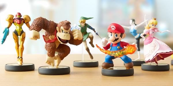 figuras amiibo Nintendo baratas