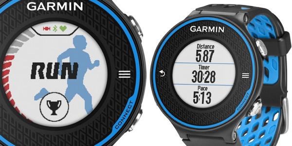 reloj deportivo GPS Garmin Forerunner 620