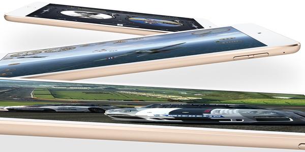iPad Air 2 grosor y peso
